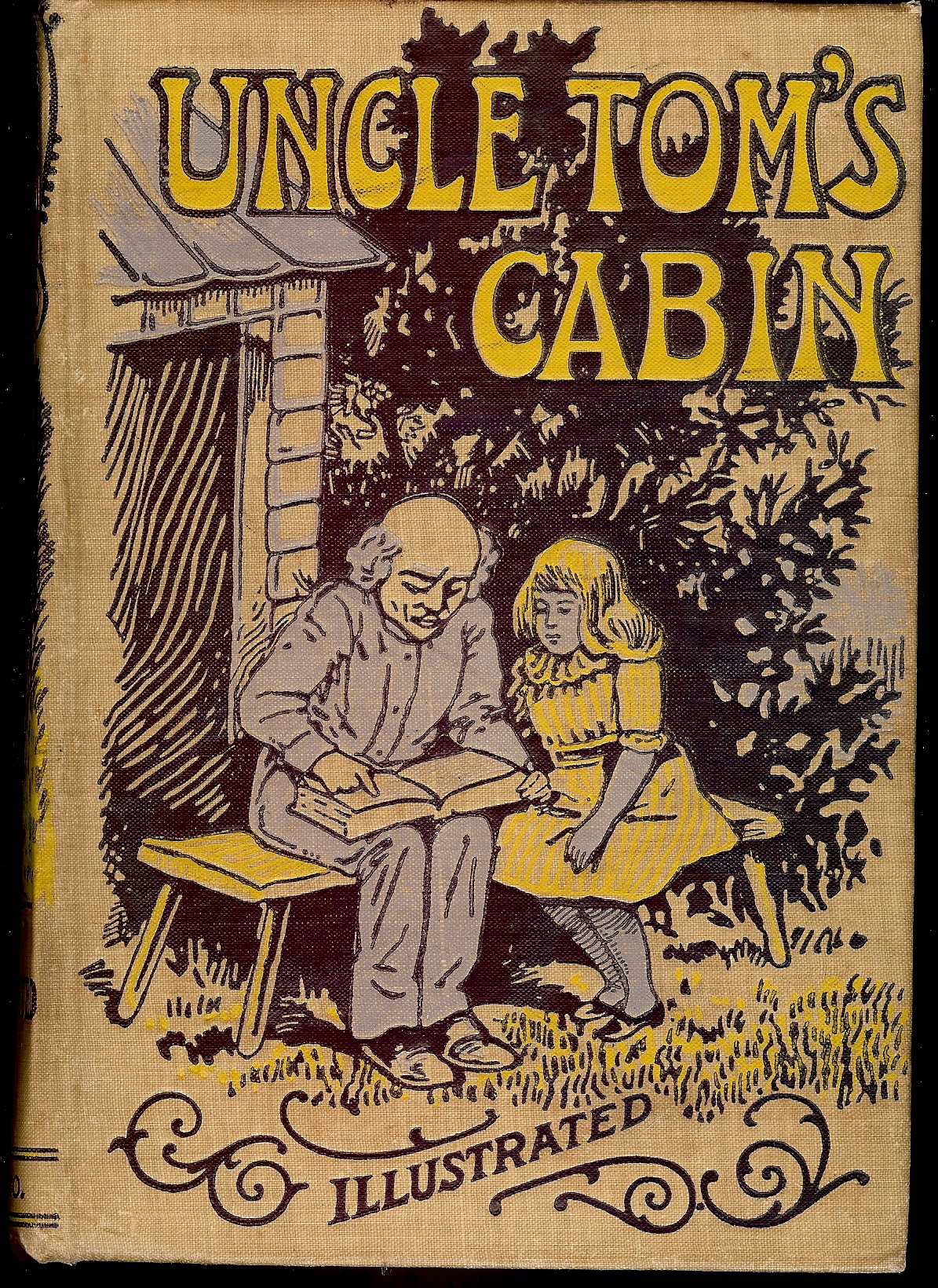 Uncle Tom S Cabin By Harriet Beecher Stowe On Antic Hay Rare Books