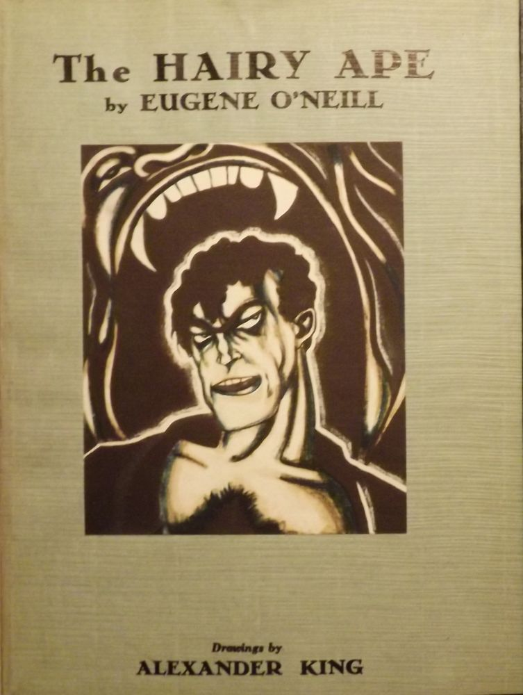 THE HAIRY APE. EUGENE O'NEILL.