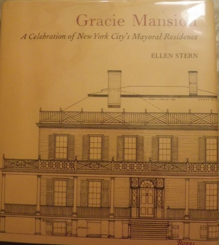 GRACIE MANSION. Ellen STERN.