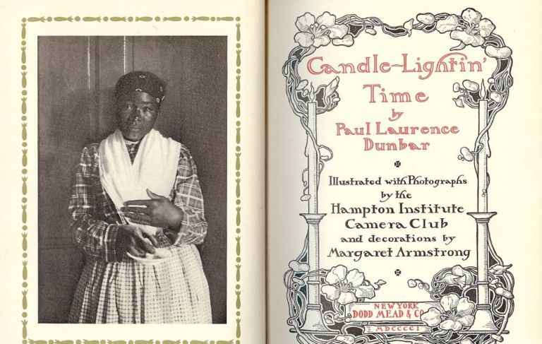 CANDLE-LIGHTIN' TIME. Paul Laurence DUNBAR.