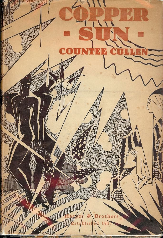COPPER SUN. Countee CULLEN.