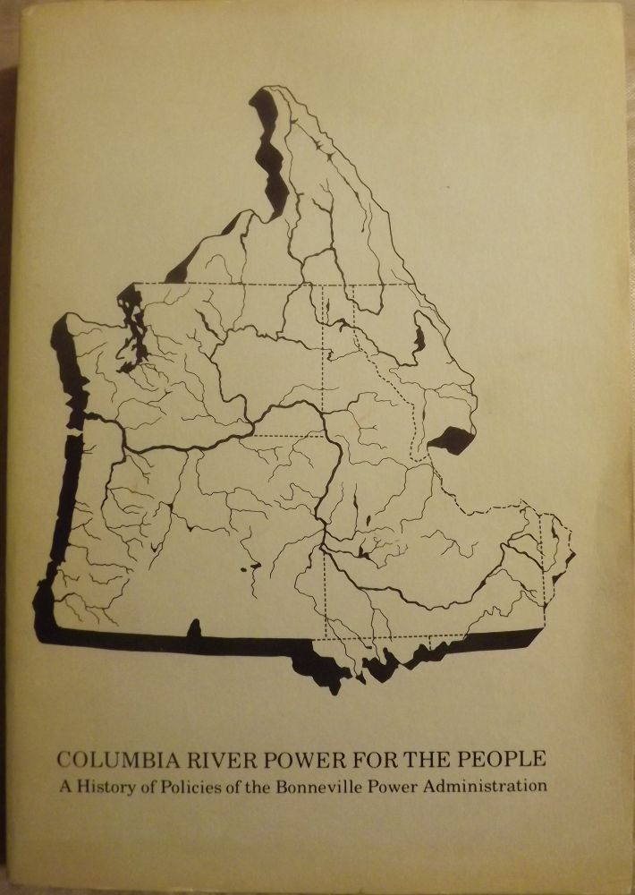 COLUMBIA RIVER POWER FOR THE PEOPLE. Gus NORWOOD.