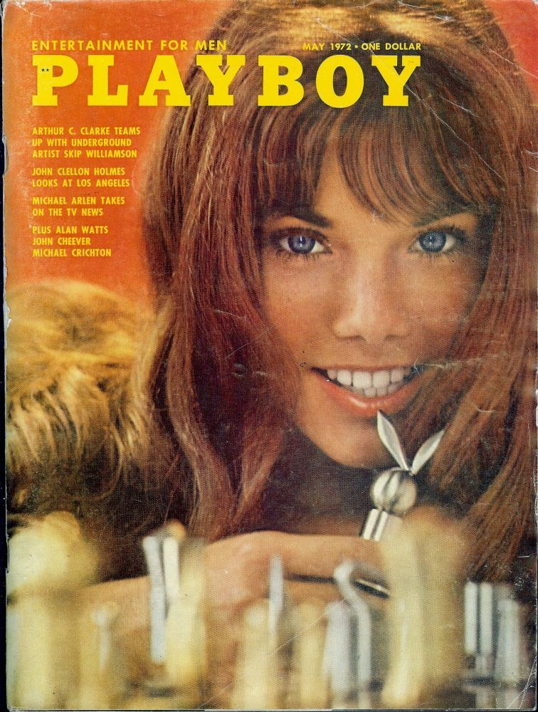 The Terminal Man, In Playboy, May 1972. Michael CRICHTON.
