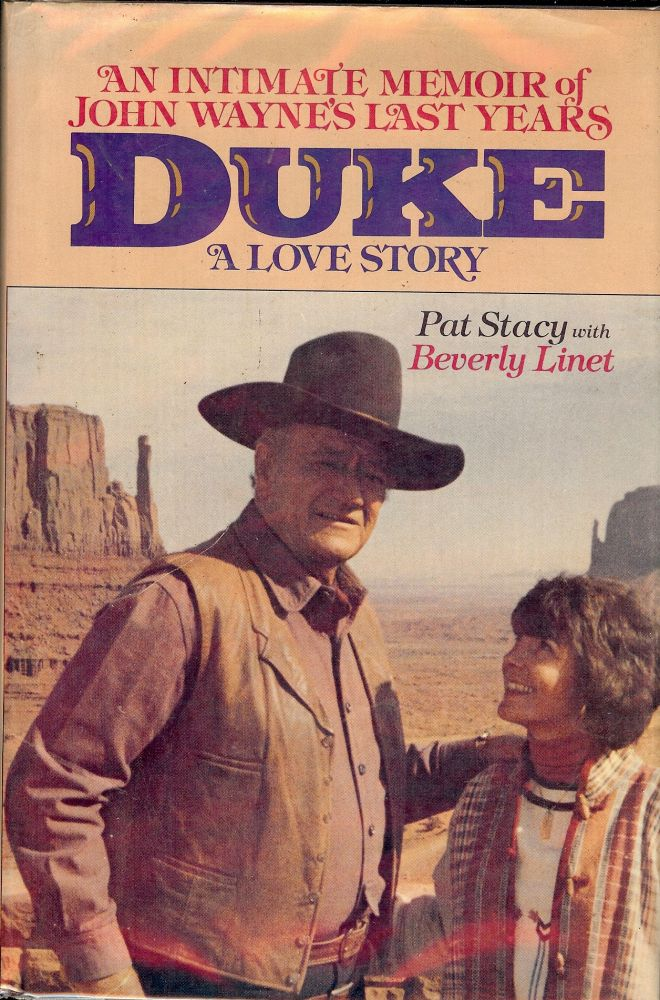 DUKE: A LOVE STORY. Pat STACY.