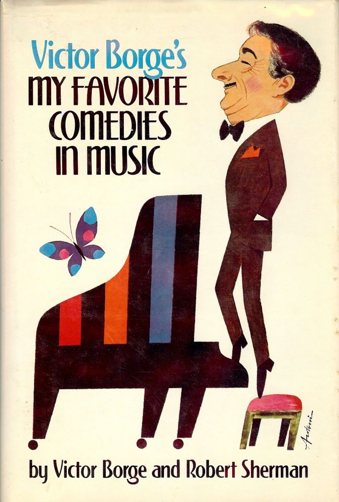 VICTOR BORGE'S MY FAVORITE COMEDIES IN MUSIC. Victor BORGE.