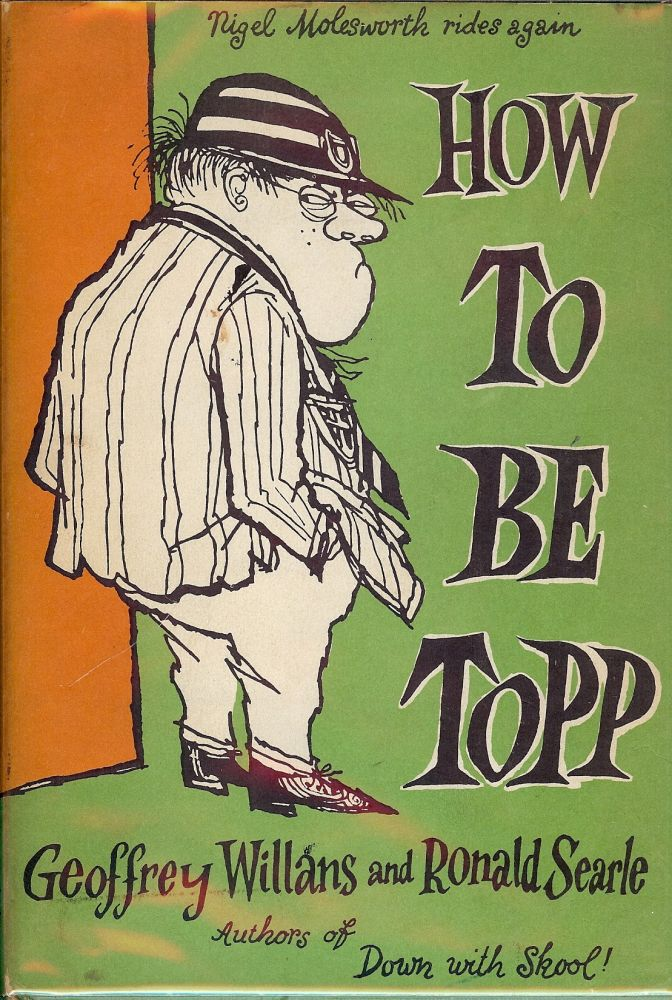HOW TO BE TOPP. Geoffrey WILLANS.