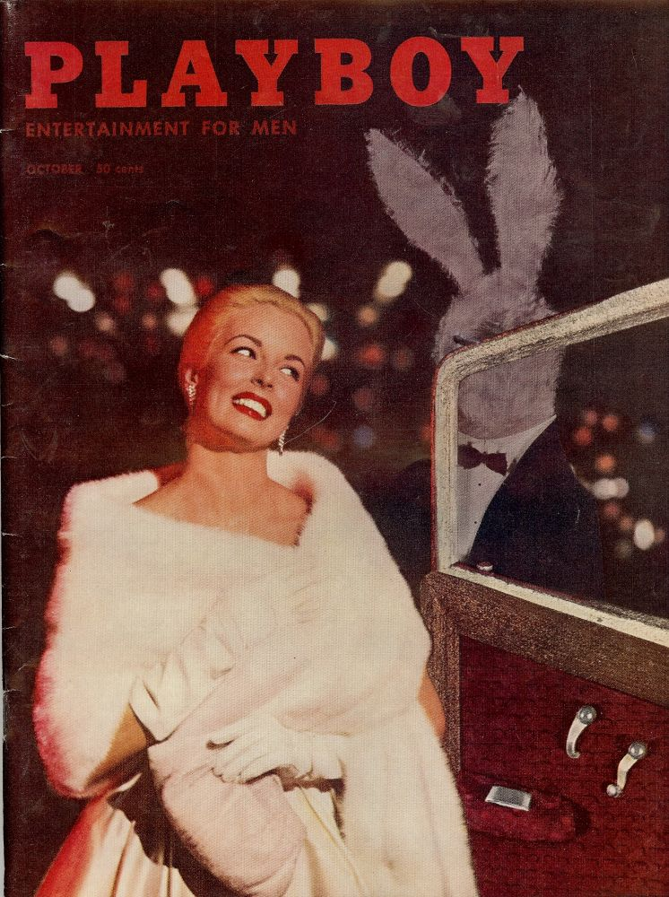 The Cure, In Playboy, October 1957. Robert BLOCH.