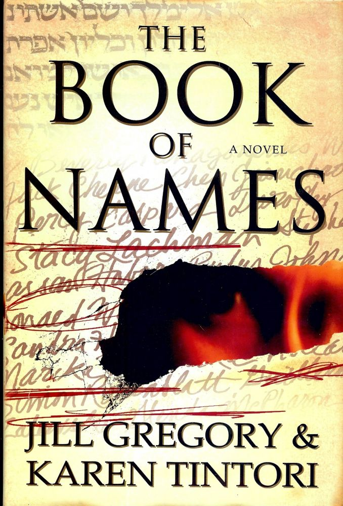 THE BOOK OF NAMES. Jill GREGORY.