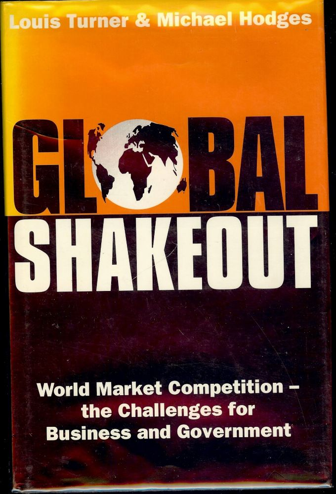 GLOBAL SHAKEOUT. Louis TURNER.