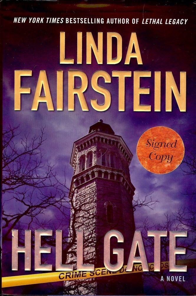 HELL GATE. Linda FAIRSTEIN.