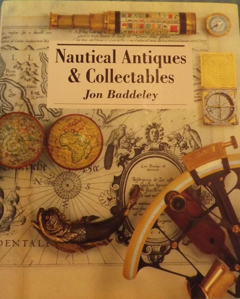 NAUTICAL ANTIQUES & COLLECTABLES. Jon BADDELEY.