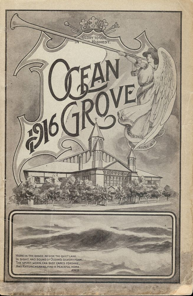 FORTY-SEVENTH ANNUAL REPORT OCEAN GROVE CAMP_MEETING ASSOCIATION. OCEAN GROVE CAMP MEETING ASSOCATION.