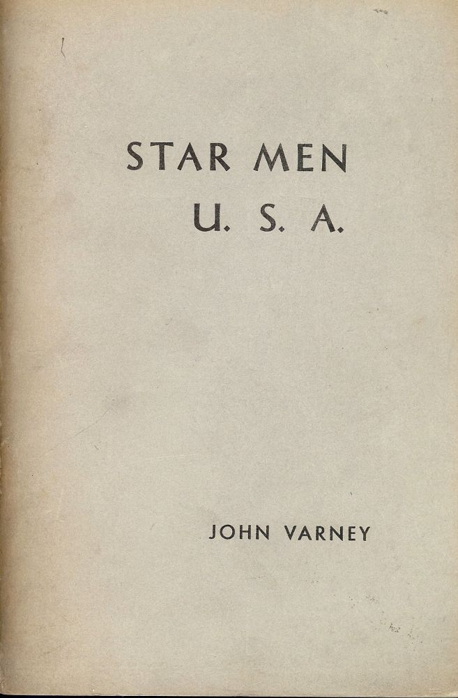 STAR MEN USA. John VARNEY.