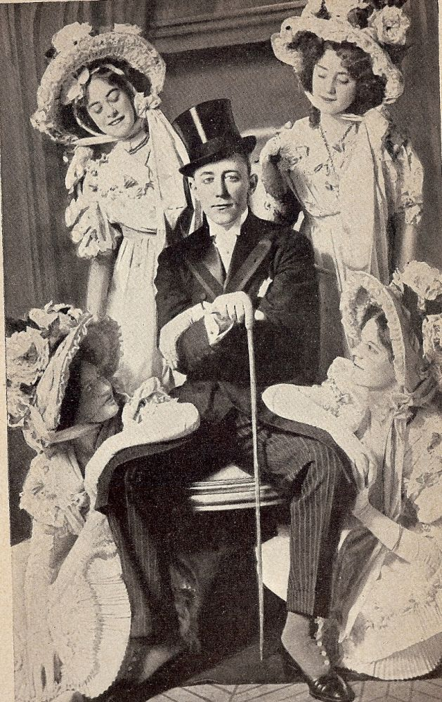GEORGE M. COHAN: PRINCE OF THE AMERICAN THEATER. Ward MOREHOUSE.