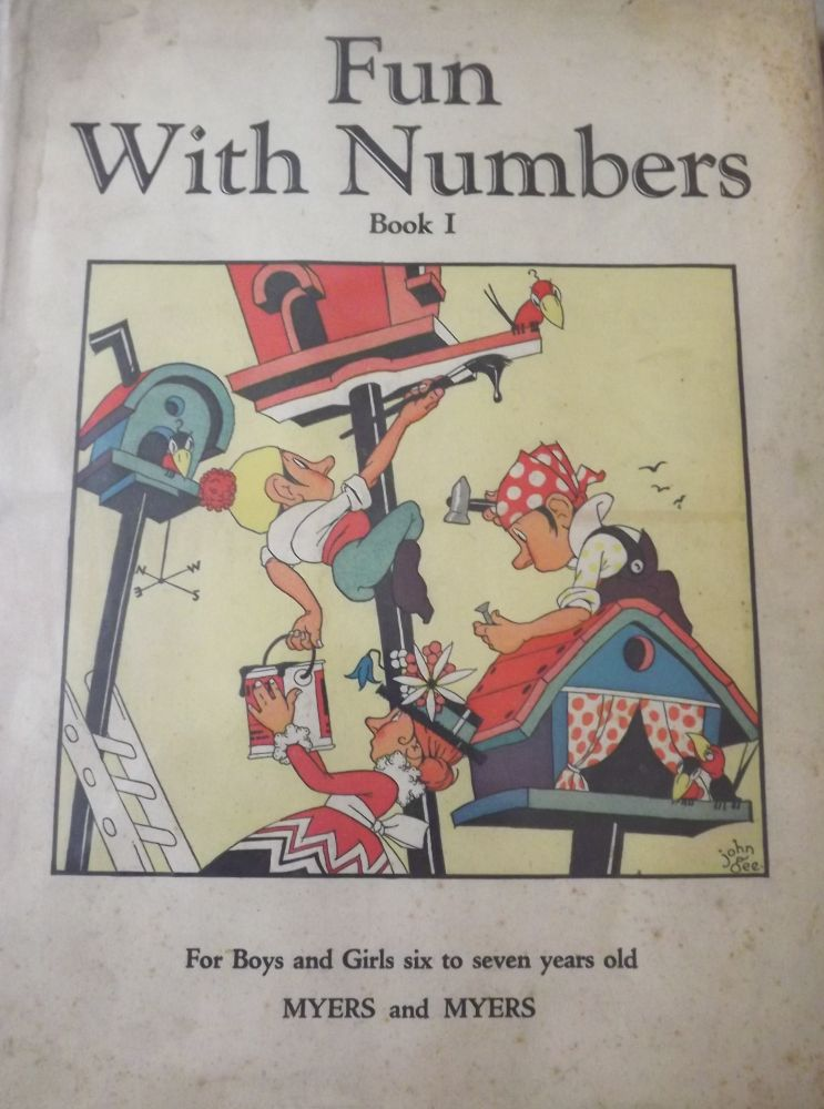 FUN WITH NUMBERS: BOOK I. Garry Cleveland MYERS.