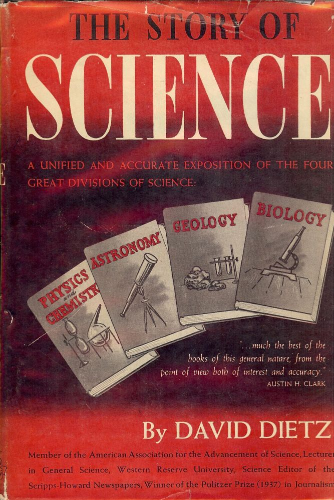 THE STORY OF SCIENCE. David DIETZ.