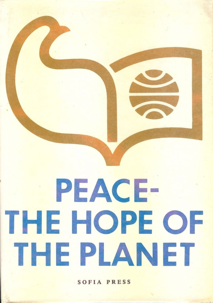 PEACE- THE HOPE OF THE PLANET. Tenev Dragon.