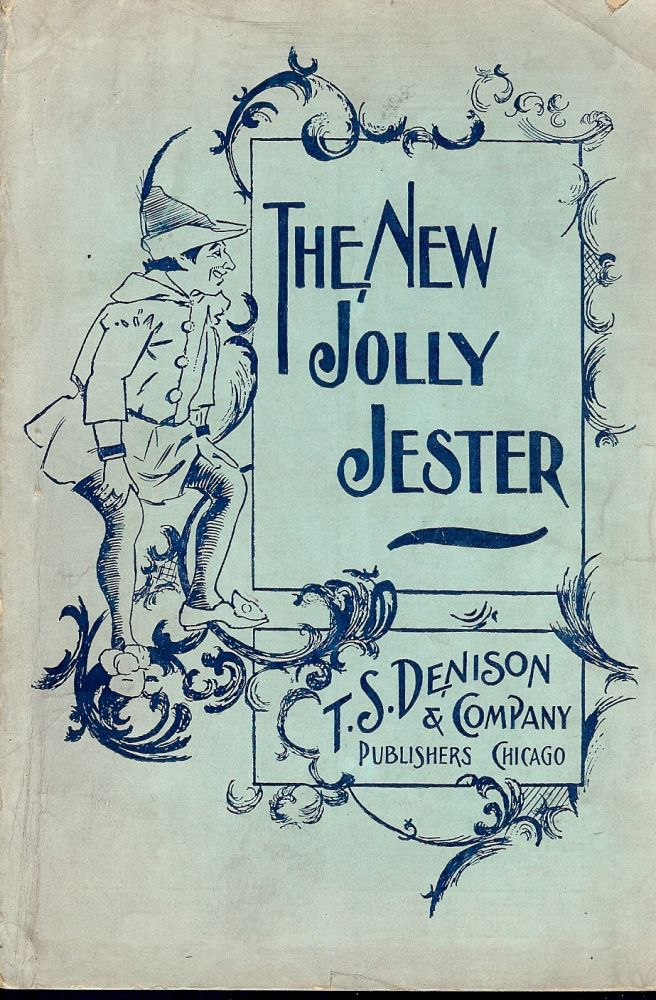 THE NEW JOLLY JESTER. Henry WILLIAMS.