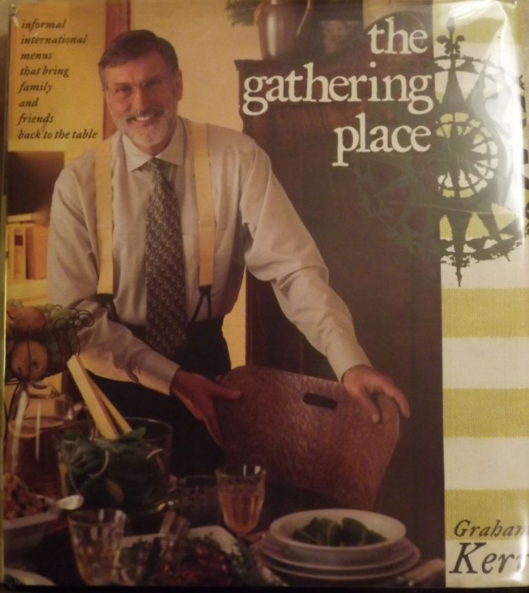 THE GATHERING PLACE. Graham KERR.