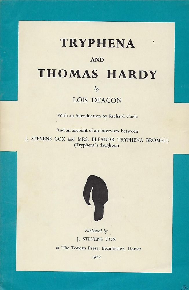 TRYPHENA AND THOMAS HARDY. Lois DEACON.