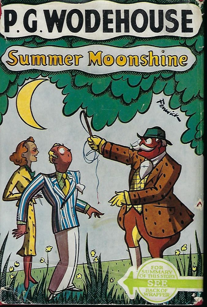 SUMMER MOONSHINE. P. G. WODEHOUSE.