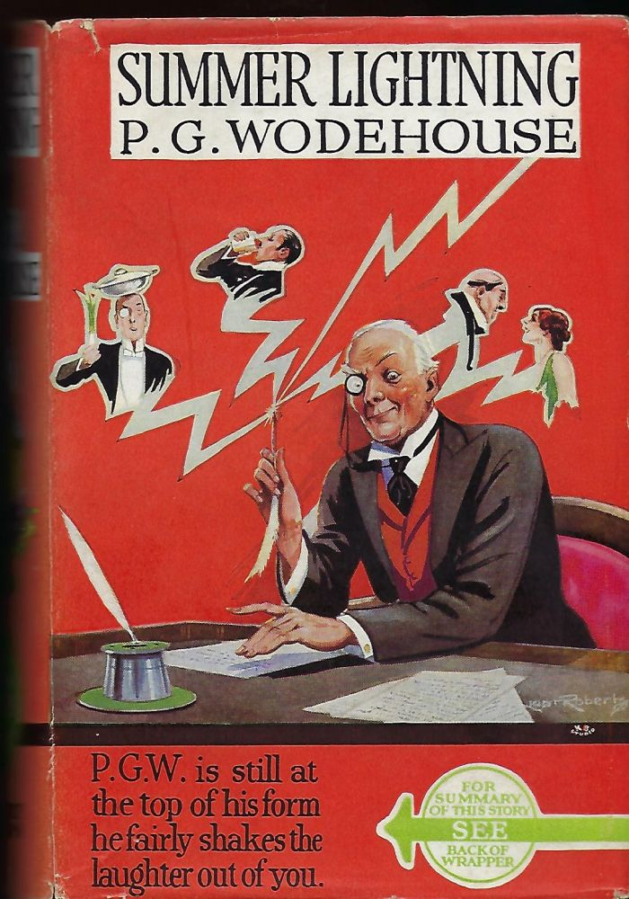 SUMMER LIGHTNING. P. G. WODEHOUSE.