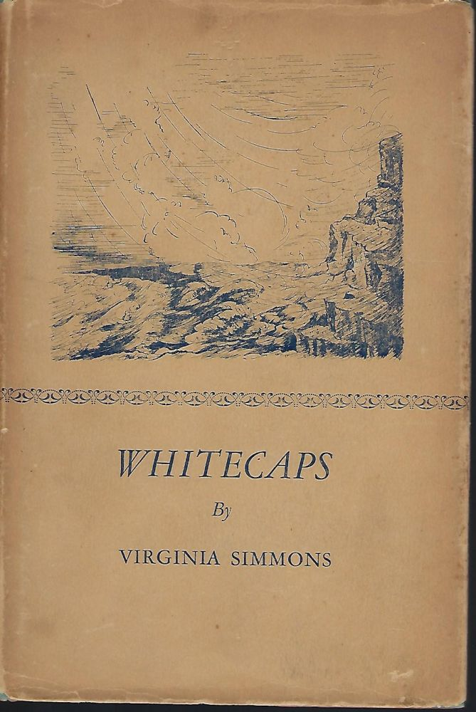 WHITECAPS. Virginia SIMMONS.