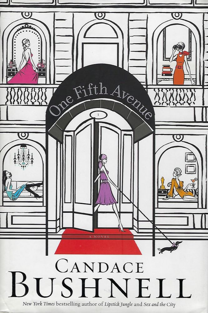 ONE FIFTH AVENUE. Candace BUSHNELL.