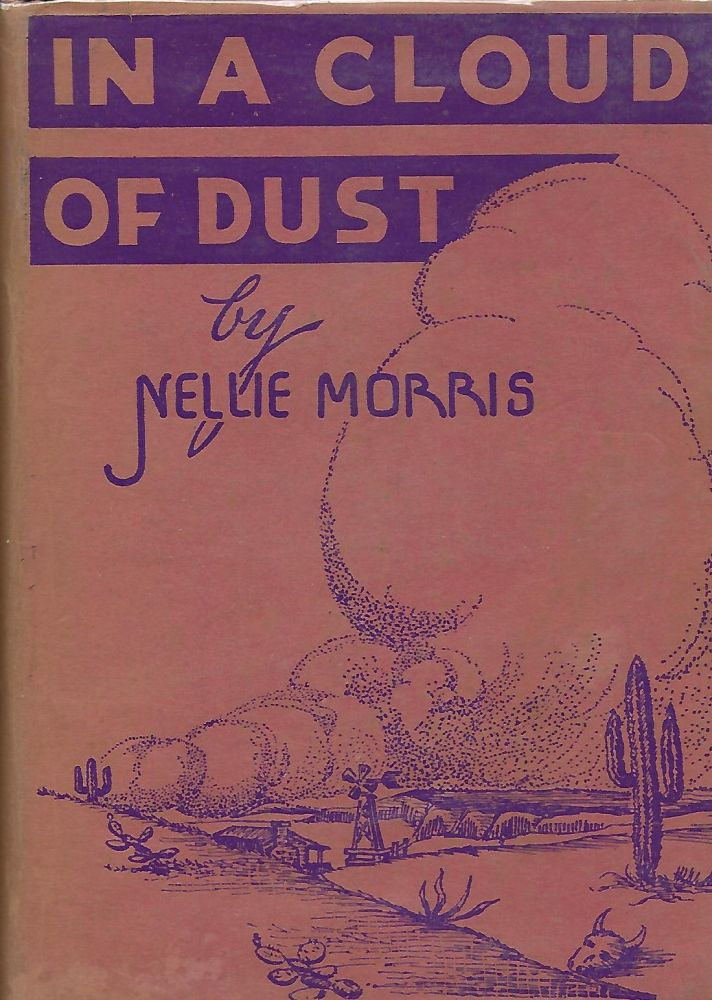 IN A CLOUD OF DUST. Nellie MORRIS.