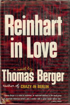 REINHART IN LOVE. THOMAS BERGER
