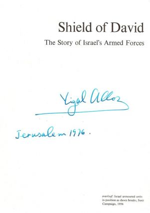 SHIELD OF DAVID: THE STORY OF ISRAEL'S ARMED FORCES