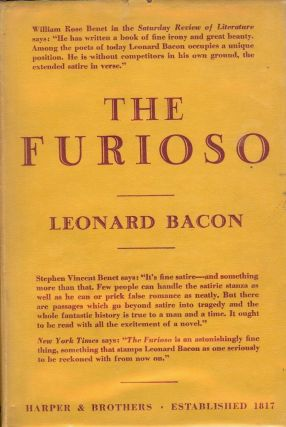 THE FURIOSO. LEONARD BACON