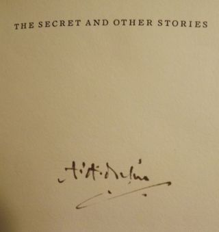 THE SECRET AND OTHER STORIES