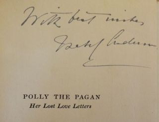 POLLY THE PAGAN: THE LOST LOVE LETTERS