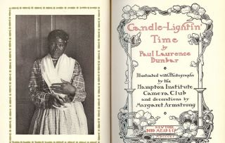CANDLE-LIGHTIN' TIME. Paul Laurence DUNBAR