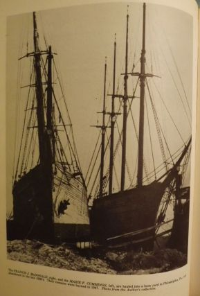 FOUR MASTED SCHOONERS OF THE EAST COAST
