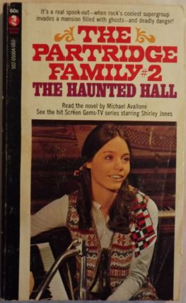 THE PARTRIDGE FAMILY #2: THE HAUNTED HALL. Michael AVALLONE