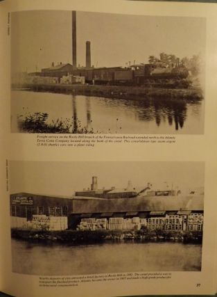 THE DELAWARE & RARITAN CANAL: A PICTORIAL HISTORY