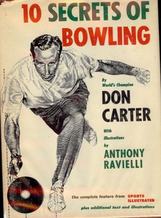 10 SECRETS OF BOWLING. Don CARTER