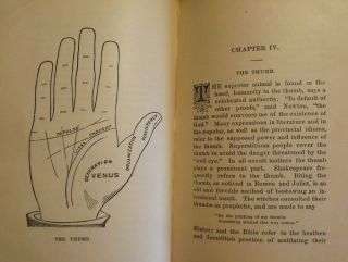 MYSTERIES OF THE HAND REVEALED AND EXPLAINED PALMISTRY PALM READING