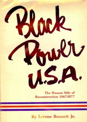 BLACK POWER U.S.A. Lerone BENNETT JR