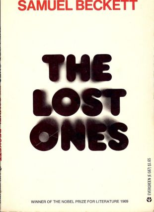 THE LOST ONES. SAMUEL BECKETT