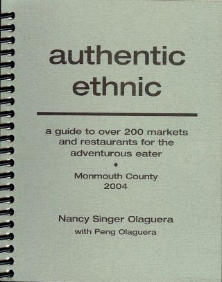 AUTHENTIC ETHNIC. Nancy Singer OLAGUERA