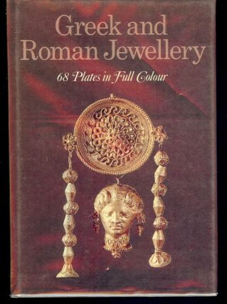 GREEK AND ROMAN JEWELLERY. FILIPPO COARELLI