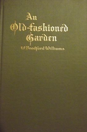AN OLD-FASHIONED GARDEN AND OTHER VERSE