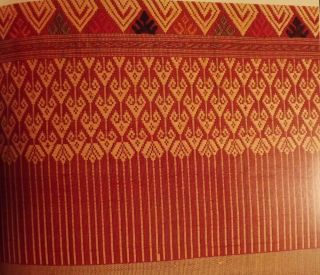 BEYOND TRADITION: LAO TEXTILES REVISITED