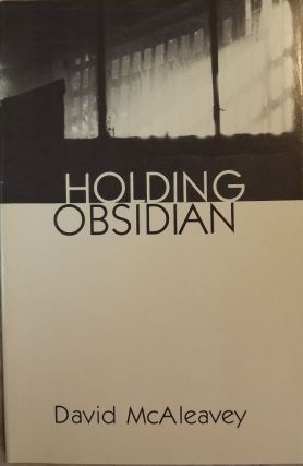 HOLDING OBSIDIAN