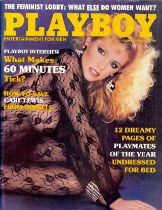 The Lonely Silver Rain, In Playboy, March 1985. John D. MacDONALD