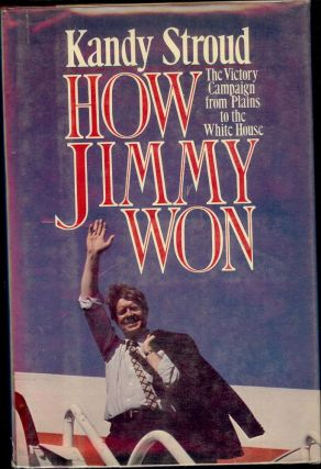 HOW JIMMY WON. Kandy STROUD