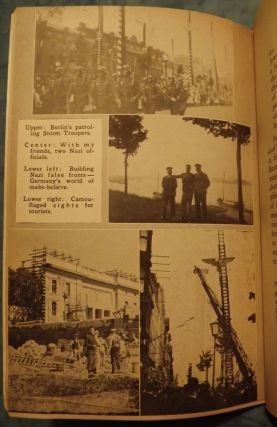 BEHIND THE SCENES IN GERMANY: STORIES OF EVERYDAY LIFE IN NAZI GERMANY